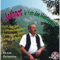 Jeannot CHRISTINAZ - Le yodleur Savoyard Vol.2