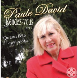 Paul DAVID - Rendez-vous Vol.2