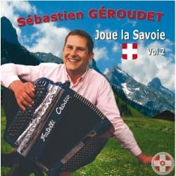 Sébastien GEROUDET - Joue la Savoie Vol.2