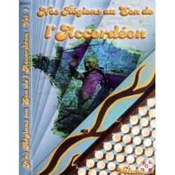 Nos régions au son de l'accordéon