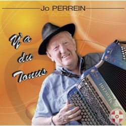 Jo PERREIN - Y'a du tonus