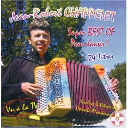 Jean-Robert CHAPPELET - Super Best Of pour Danser !