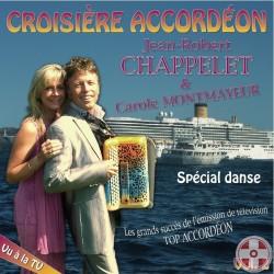 Jean-Robert CHAPPELET et Carole MONTMAYEUR - Croisière Accordéon Vol.2
