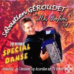 Sebastien GEROUDET - Mes Préférés Vol.1