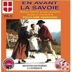 Marius DAVID - En avant la Savoie