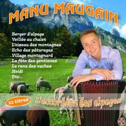 Manu MAUGAIN - Accordéon des Alpages