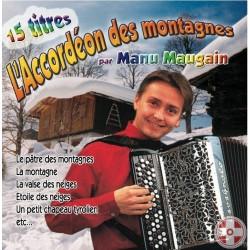 Manu MAUGAIN - Accordéon des Montagnes