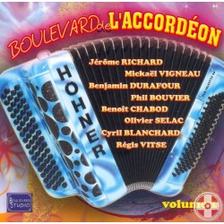 Boulevard de l'Accordéon - Vol.1