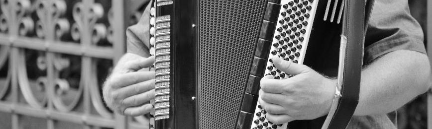 Retrouvez nos albums d'accordéon