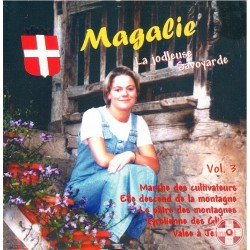 Magalie - La Yodleuse Savoyarde - Vol.3