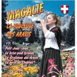 Magalie - La Yodleuse Savoyarde - Vol.4