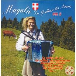 Magalie - La Yodleuse Savoyarde - Vol.5
