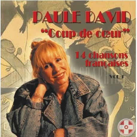 Paule DAVID - Coup de coeur