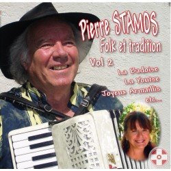 Pierre STAMOS - Vol.2