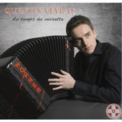 Quentin VEYRAT - Au temps du musette