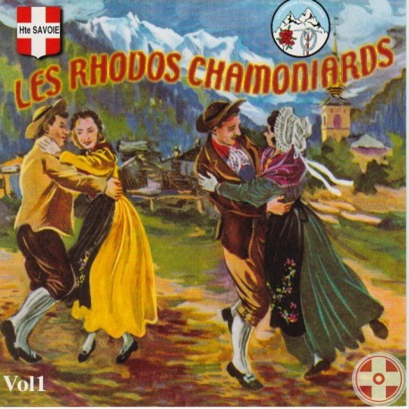 Les Rhodos Chamoniards
