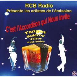 RCB Radio - C'est l'accordéon qui nous invite