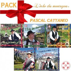 Pack de Noël Pascal Cattaneo Vol. 1.2.3.5.6
