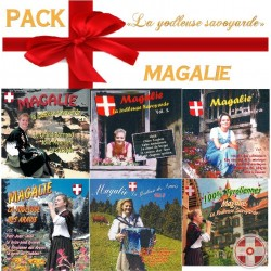 Pack de Noël - Magalie Vol.1.2.3.4.5.6