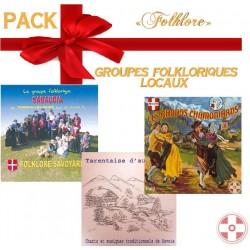 Pack de Noël Folklore