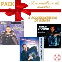 "Pack de Noël ""Musette"""