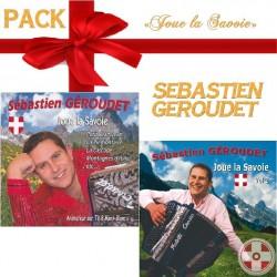 """Pack de Noël """"Joue la Savoie"""""""