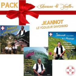 """Pack de Noël """"Chanson et Yodle"""""""