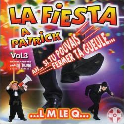 La fiesta à Patrick Vol.3
