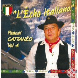 Pascal CATTANÉO - L'Echo Italiano Vol.4