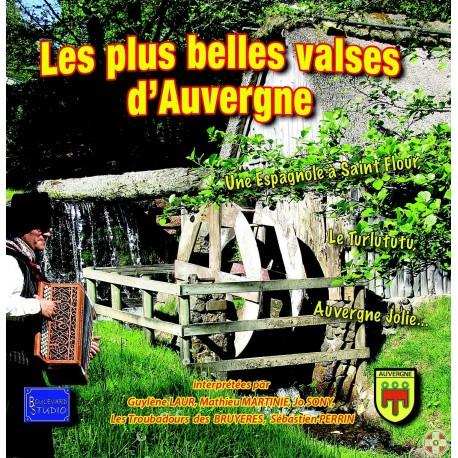 Les plus belles valses d'Auvergne