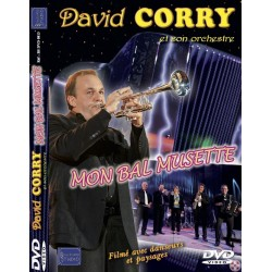 David CORRY - Mon bal musette