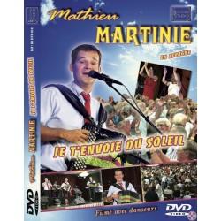 Mathieu MARTINIE - Je t'envoie du soleil