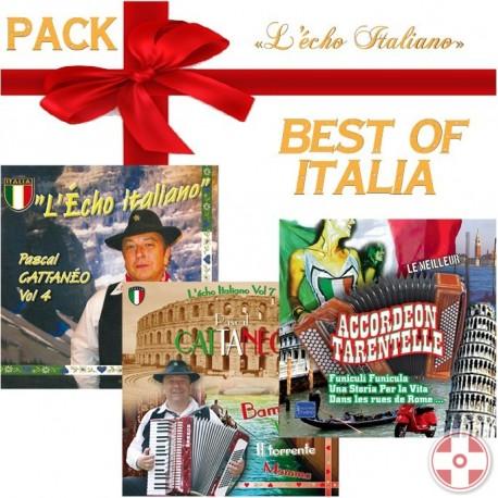 "Pack de Noël ""Italie"" Pascal Cattaneo Vol. 4.7"