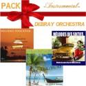 Pack de Noël Instrumental