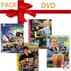 """Pack de Noël """"DVD"""""""
