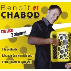 Benoit CHABOD Clé USB 1