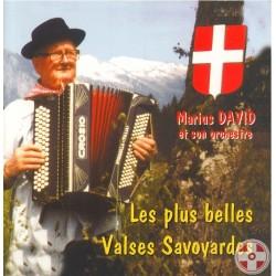 Marius DAVID - Les plus belles valses Savoyardes