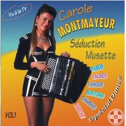 Carole MONTMAYEUR - Séduction Musette