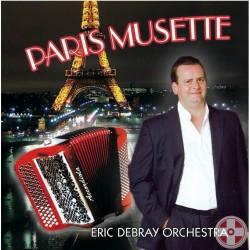 Eric DEBRAY Orchestra - Paris Musette