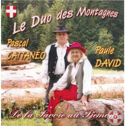 Duo des Montagnes Vol.1 - P. CATTANEO & P. DAVID
